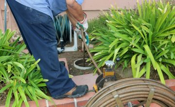 Sewer and main line cleaning